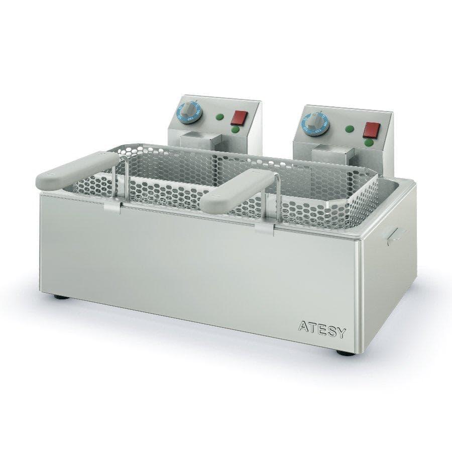 Электрофритюрница  Панда-ЕВРО-1×1/1 Э