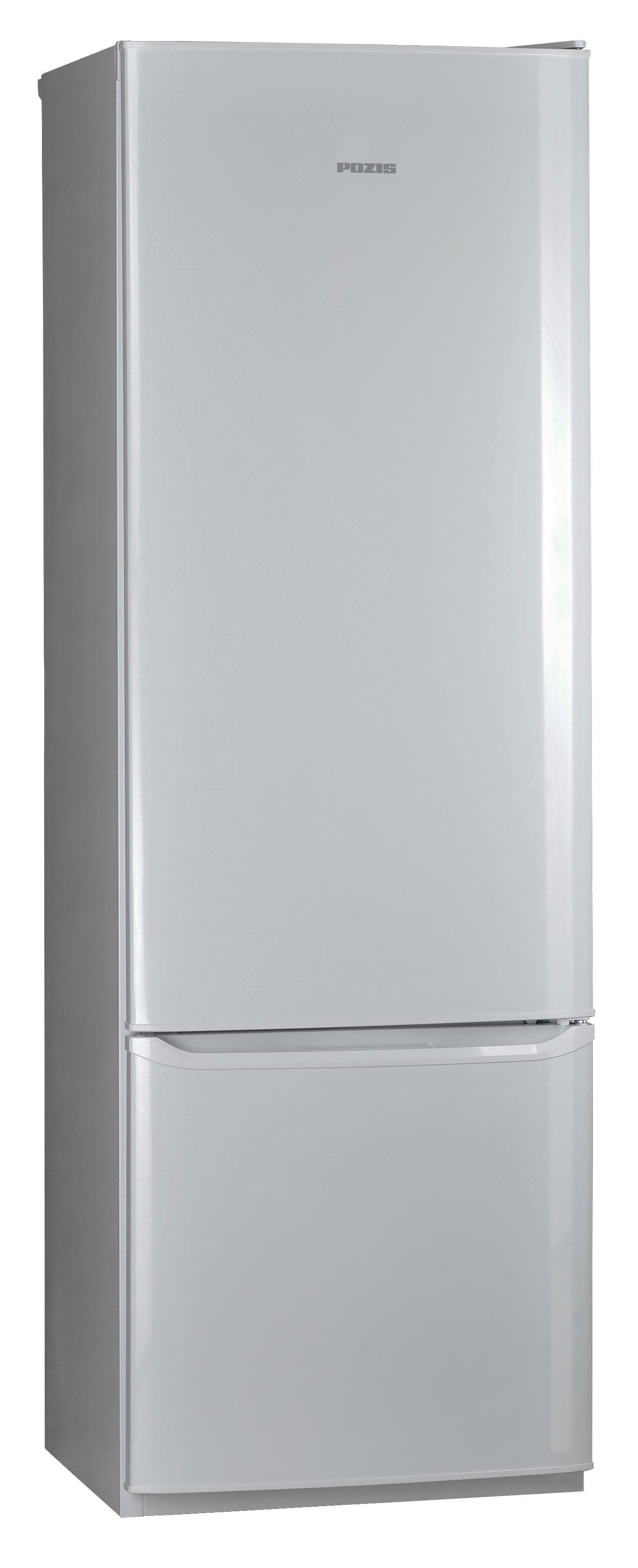 Шкаф холодильный RK-103 серебристый