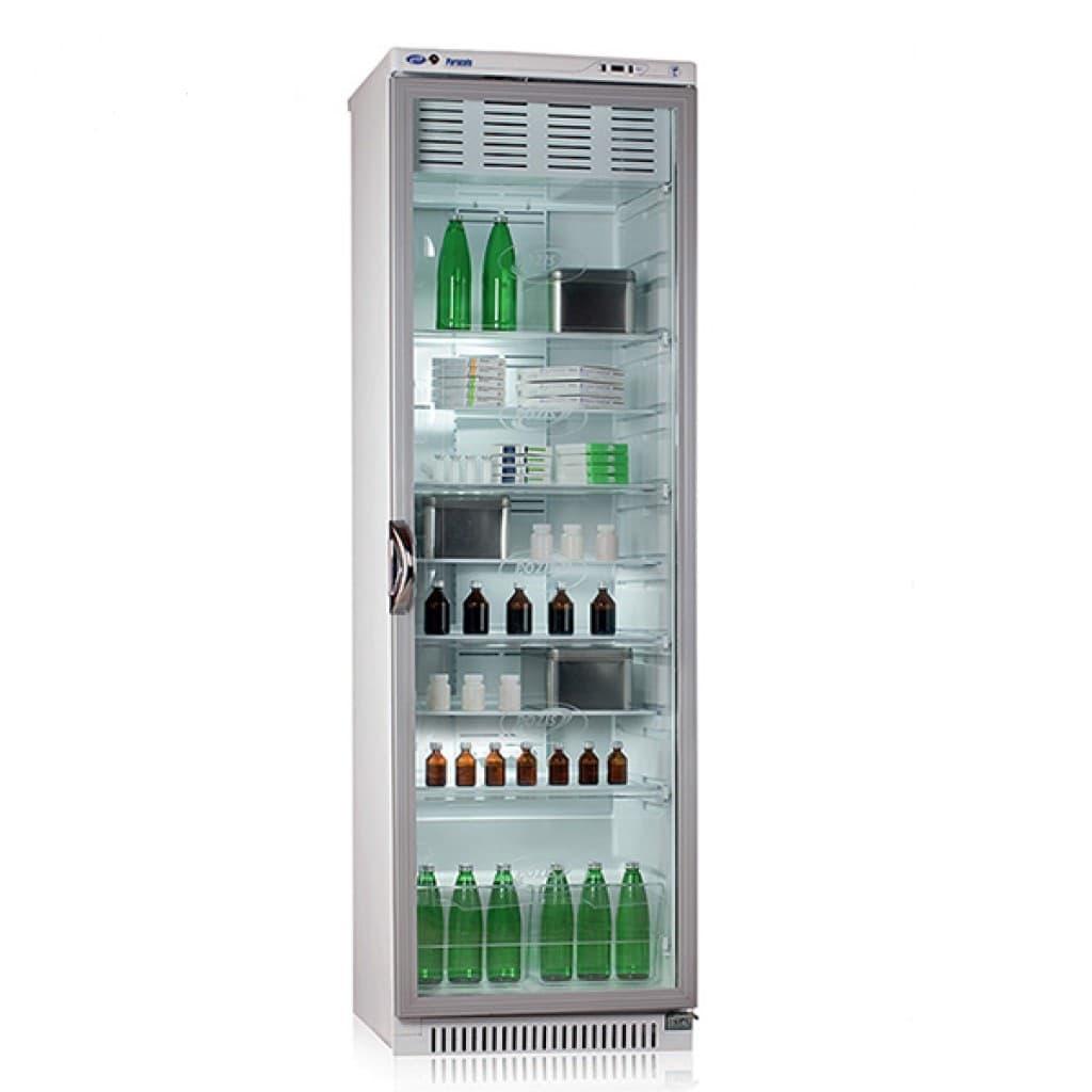 Шкаф фармацевтический ХФ-400-3 с лайтбоксом