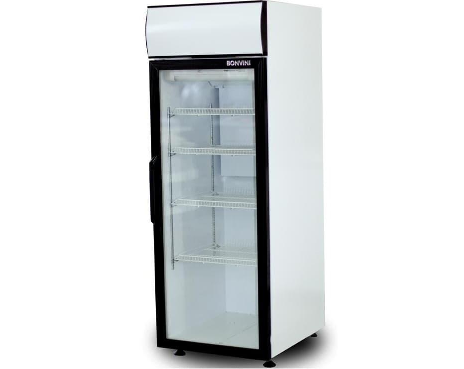 Шкаф холодильный BONVINI 400BGC