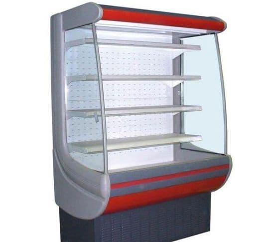 Горка холодильная Эконом Sv 120 П ВС