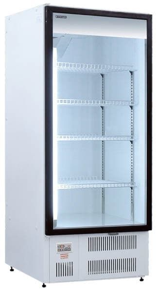 Шкаф универсальный ШСУП1ТУ-0,75С нерж.
