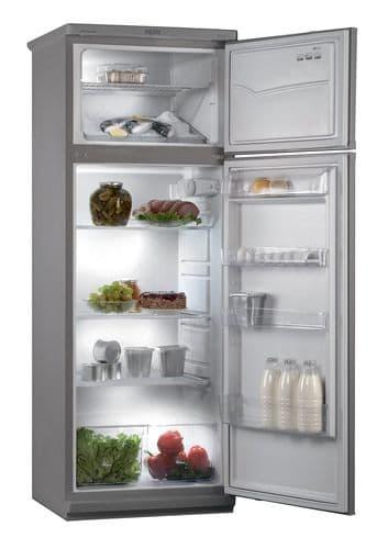 Шкаф холодильный Мир-244-1 серебристый металлопласт