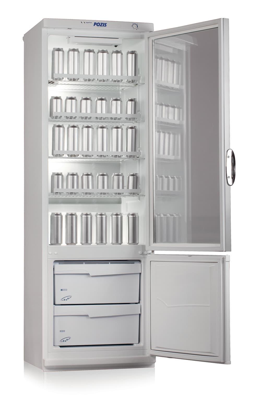 Шкаф холодильный RK-254 белый