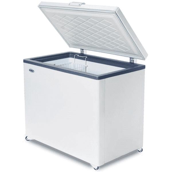 Ларь морозильный МЛК-250 нерж.