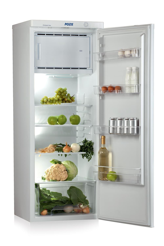 Шкаф холодильный RS-416 белый