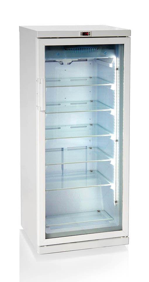 Шкаф холодильный Бирюса 235KSSN