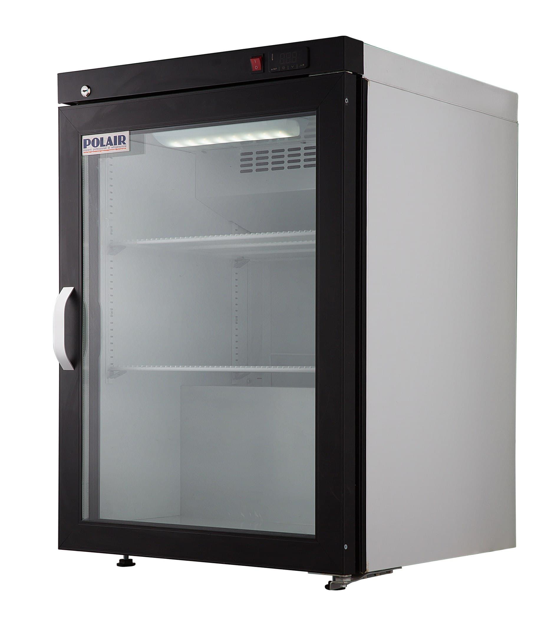 Холодильный шкаф DM102-Bravo (замок)