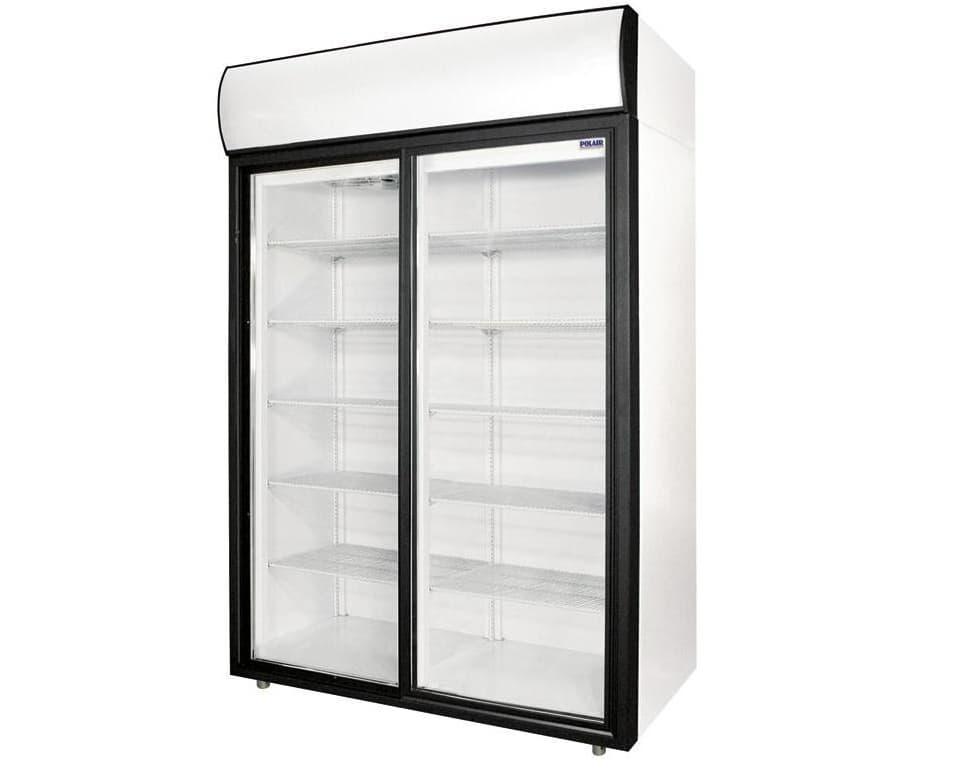 Шкаф холодильный DM114Sd-S