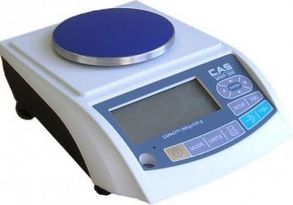 Весы лабораторные MWP-600