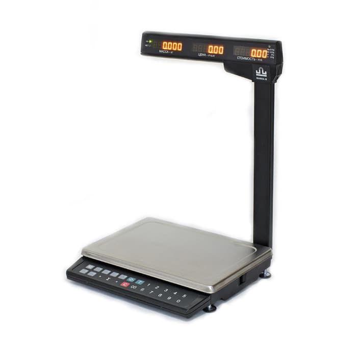 Торговые весы МК-32.2-ТН21 системные