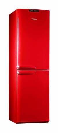 Шкаф холодильный RK-128 рубиновый