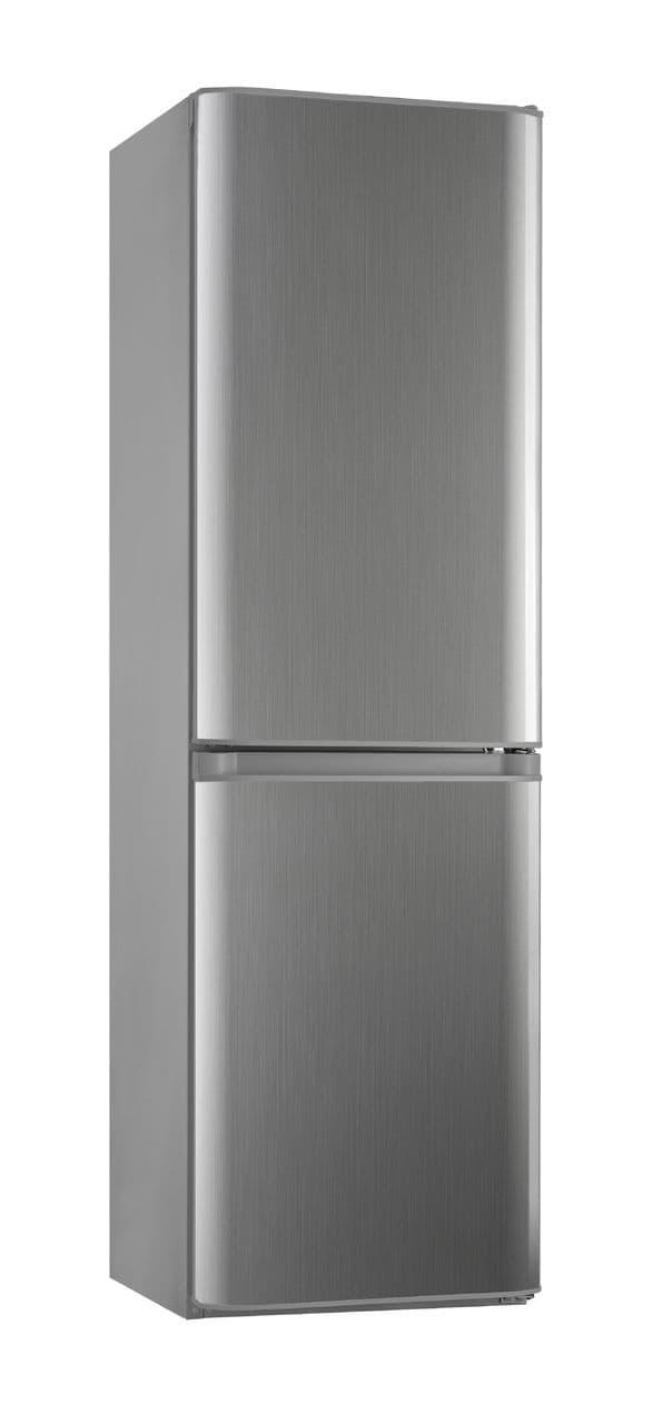 Шкаф холодильный RK FNF-172 серебристый металлопласт
