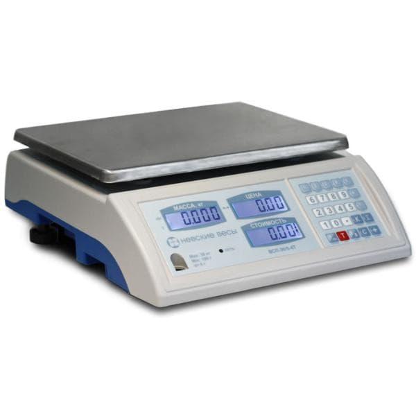 Торговые весы ВСП-15.2-4Т