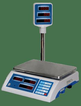 Торговые весы ВСП-15.2-4ТКC