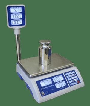 Торговые весы ВСП-15.2-4ТC