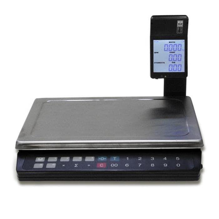 Весы торговые МК-6.2-ТН11