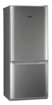 Шкаф холодильный RK-101 серебристый металлопласт