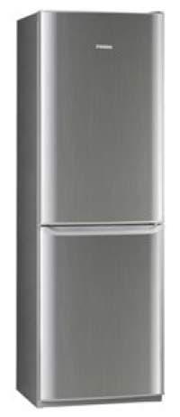 Шкаф холодильный RK-139 серебристый металлопласт