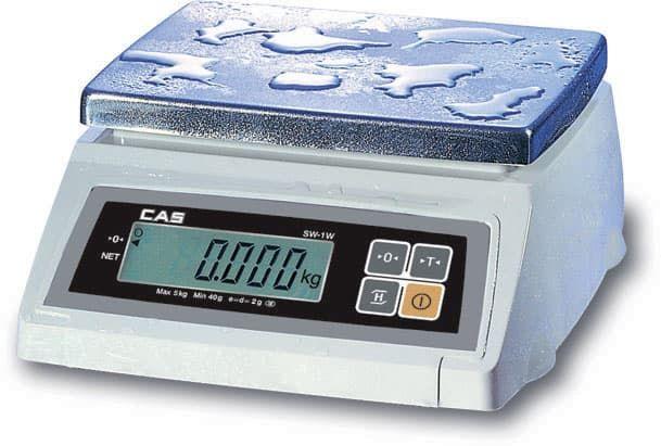 Весы порционные CAS SW -10W