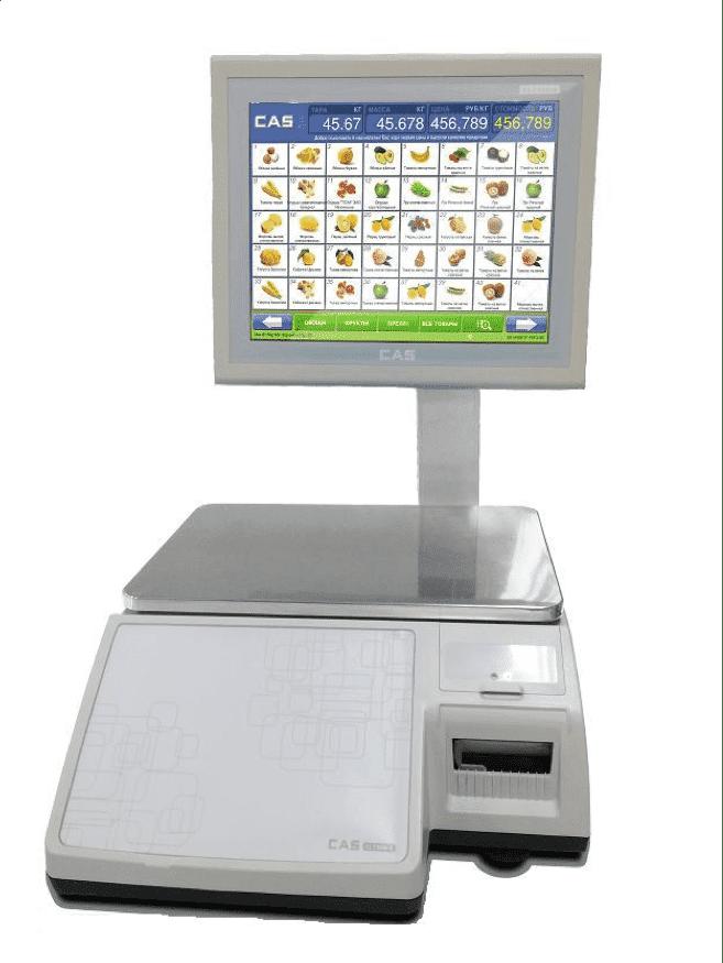 Торговые весы CL-7000-06S
