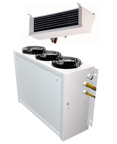 Сплит-система среднетемпературная КMS 335N