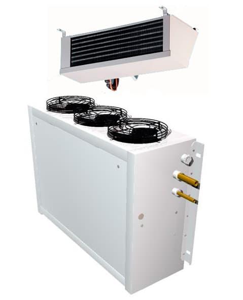Сплит-система среднетемпературная КMS 335T