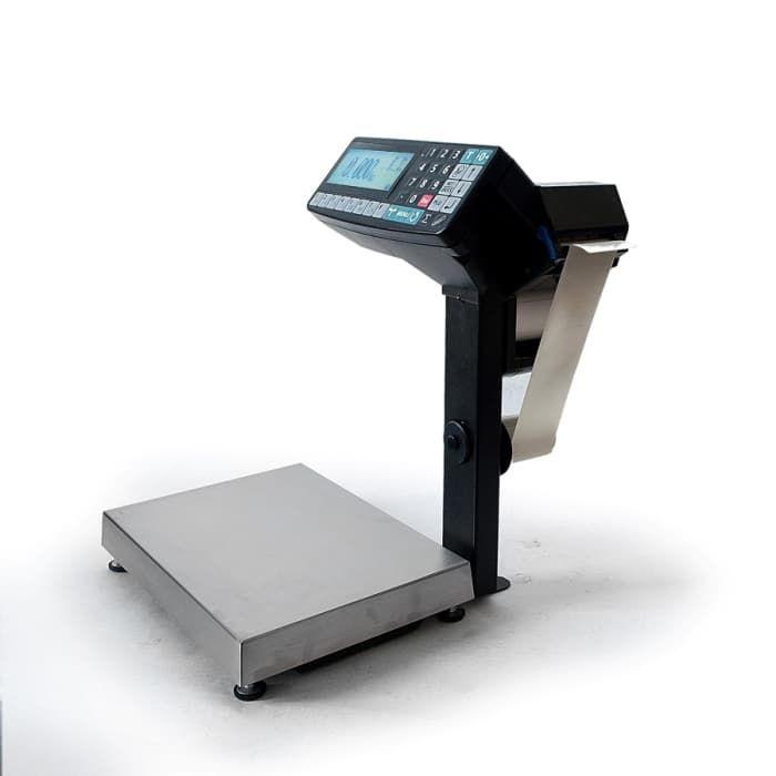 Торговые весы с печатью чека МК-32.2-R2P10-1