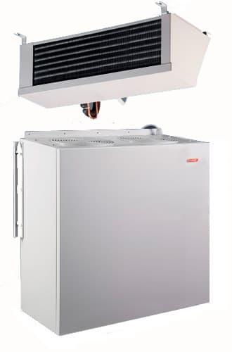 Сплит-система среднетемпературная КMS 120