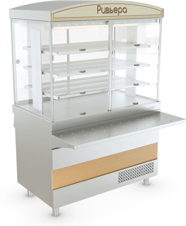 """Холодильная витрина (1200мм) - """"Ривьера"""""""