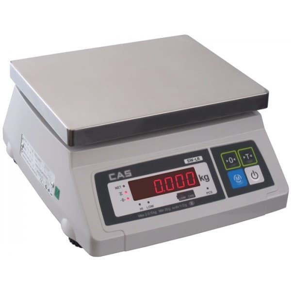 Весы порционные CAS SW II-10