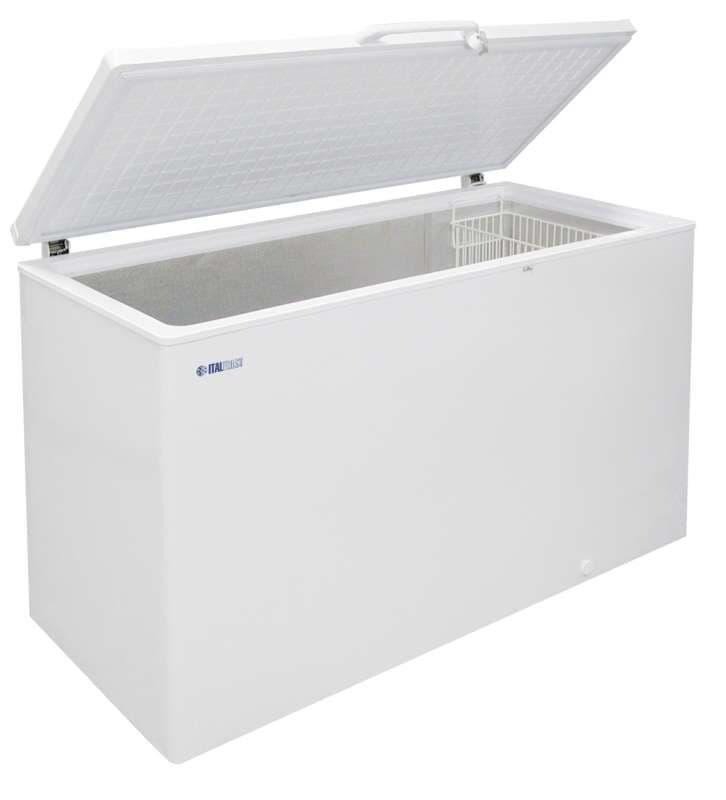 Морозильный ларь CF600S нерж