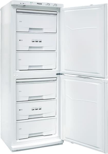 Шкаф морозильный FVD-257 белый