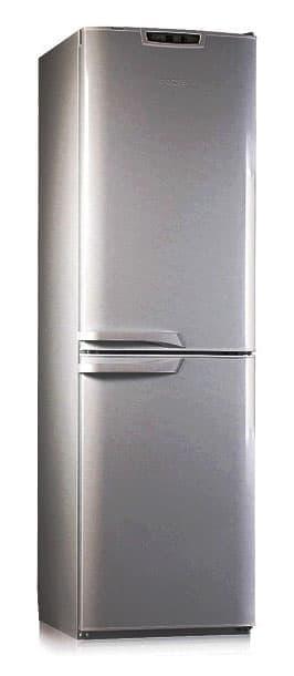 Шкаф холодильный RK-128 серебристый металлопласт
