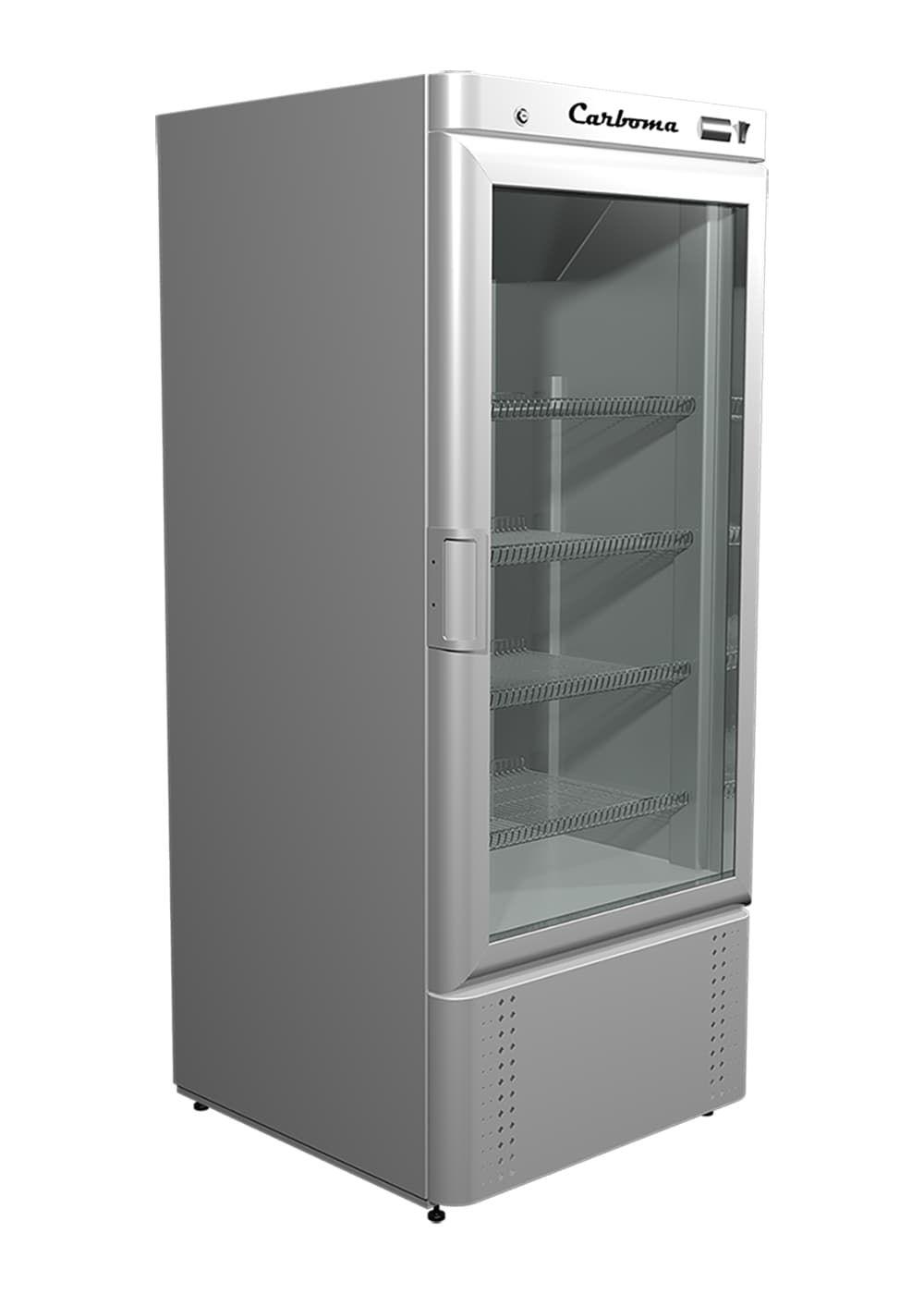 Шкаф морозильный Сarboma F700С