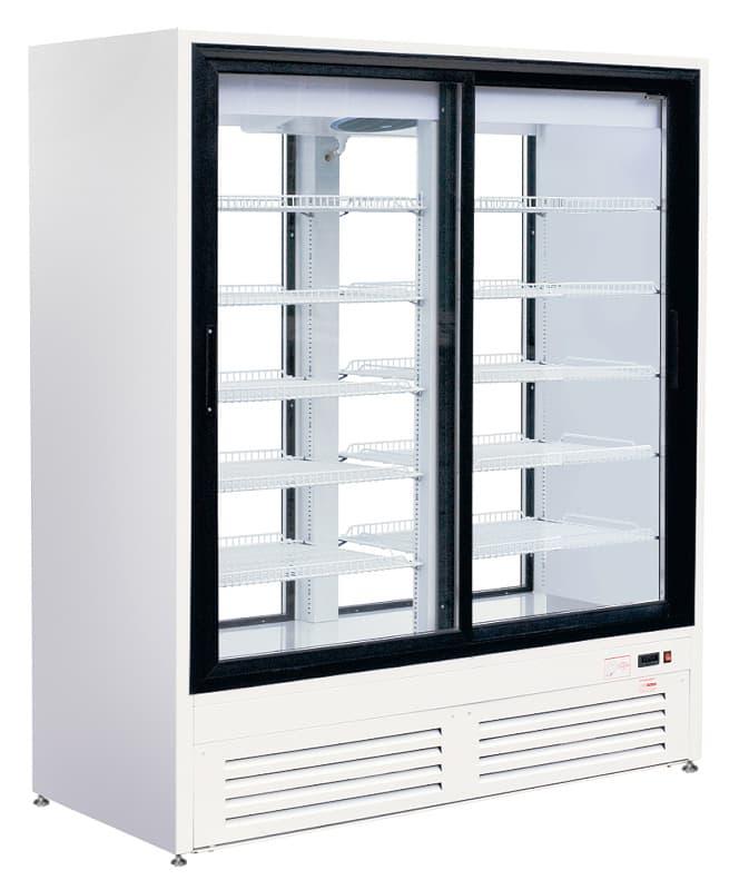 Шкаф холодильный ШВУП1ТУ-1,4К2 тропик