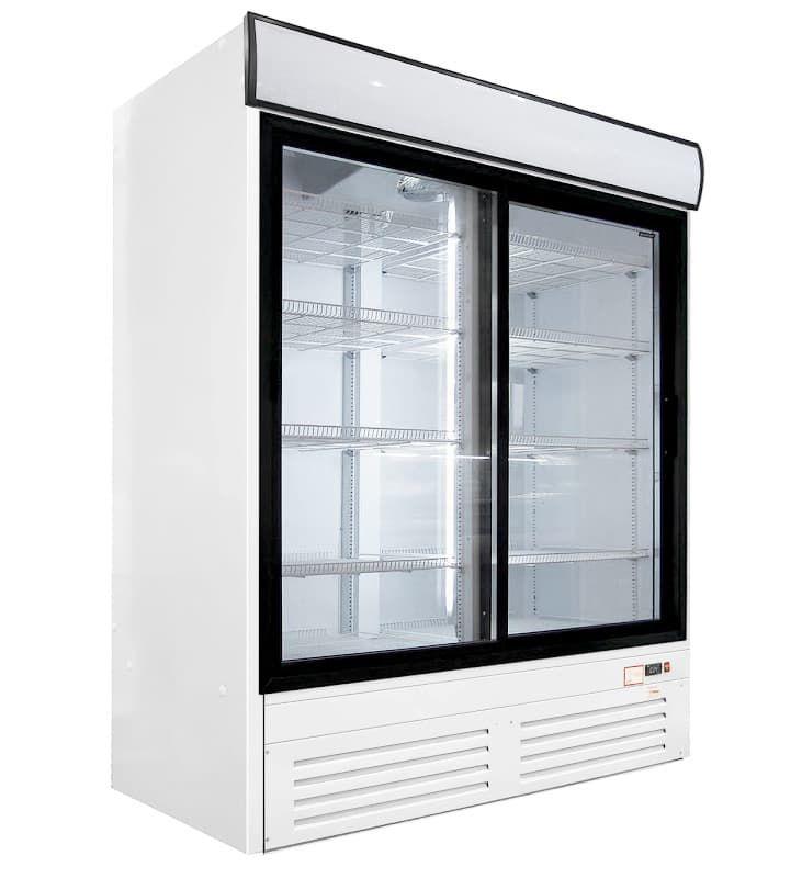 Шкаф холодильный ШВУП1ТУ-1,4К канапе