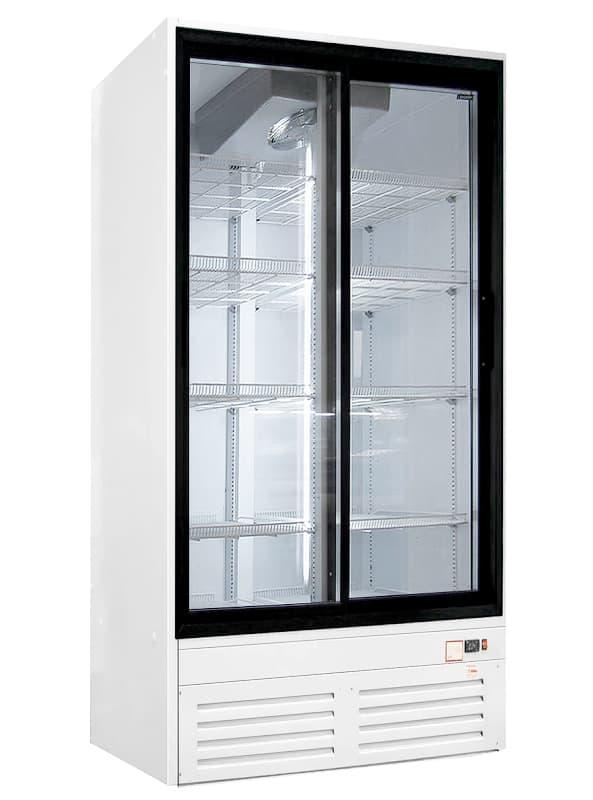 Шкаф холодильный ШВУП1ТУ-0,8К статика эл-мех.замок