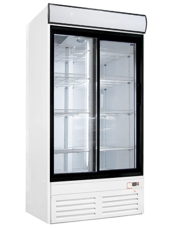 Шкаф холодильный ШВУП1ТУ-1,12К канапе эл-мех.замок