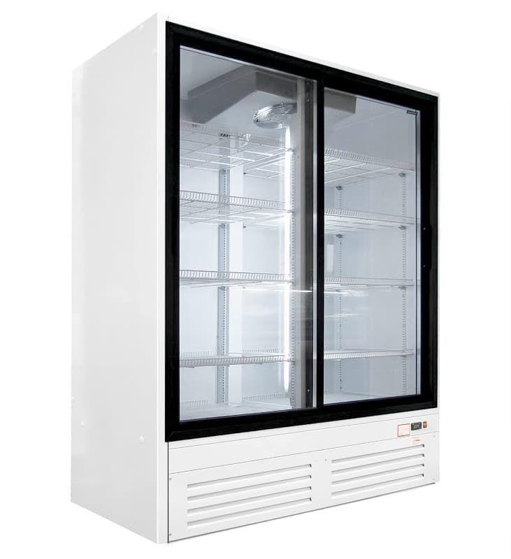 Шкаф холодильный ШВУП1ТУ-1,4С эл-мех.замок