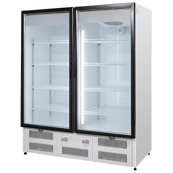 Шкаф холодильный ШКУП1ТУ-1,6С эл-мех.замок