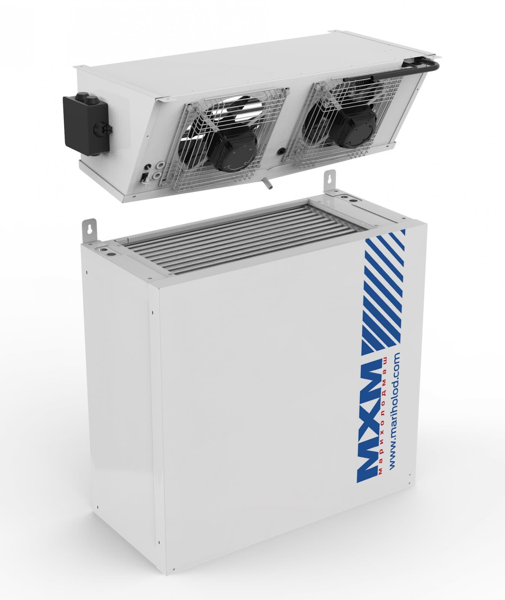 Сплит-система среднетемпературная MSN 222
