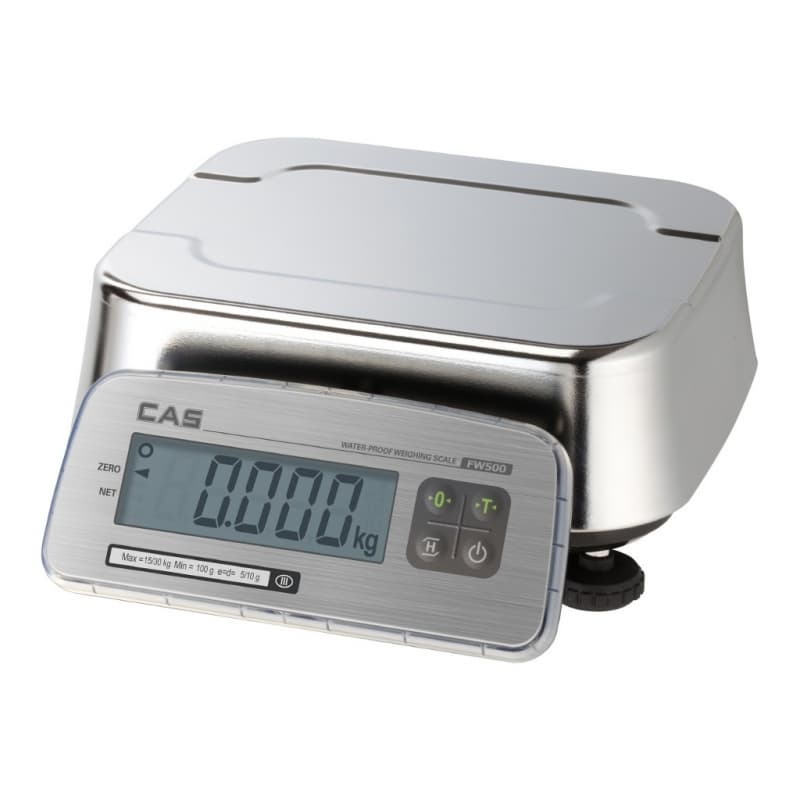 Весы порционные CAS FW500-E-30