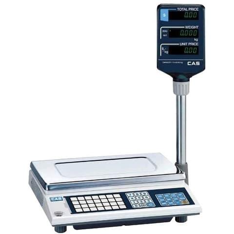 Весы торговые CAS AP-1 6EX