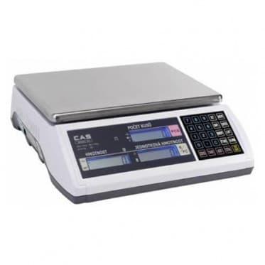 Весы счетные CAS EC-3