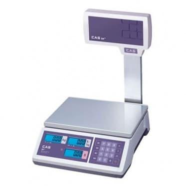 Весы торговые CAS ER JR-06CBU