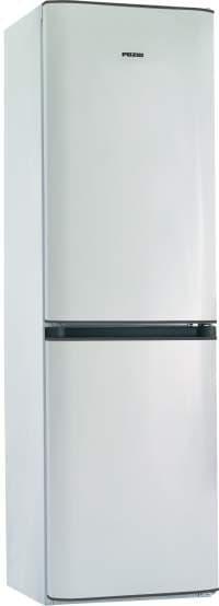 Шкаф холодильный RK FNF-172 белый с графитовыми накладками